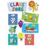 So Much Pun Class Jobs Mini Bulletin Board Set