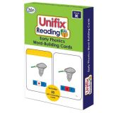 Unifix® Word Building Cards, Grade K