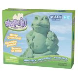 ShapeIt! Sand 5 lb. Refill, Galaxy Green