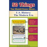 50 Things You Should Know About U.S. History: The Modern Era