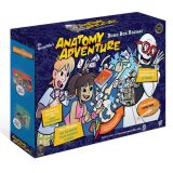 Dr. Bonyfide's Anatomy Adventure Kit, The Skeletal System: Bone Box Bazaar