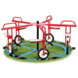 Merry Go Cycle, 5-seater