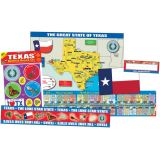 State Decorative Set, Texas