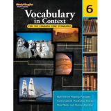 Vocabulary in Context for the Common Core™ Standards, Grade 6