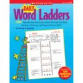 Daily Word Ladders, Grades 1-2