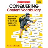 Conquering Content Vocabulary