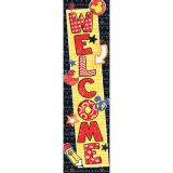 Mickey Color Pop! Welcome Banner