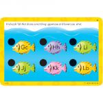 Hot Dots® Jr. Card Set, The Alphabet