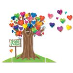 Growing Hearts & Minds Bulletin Board Set