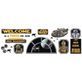 Star Wars™ Welcome to the Galaxy Bulletin Board Set
