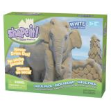 ShapeIt! Sand 5 lb. Refill, Satellite White
