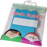 Book Buddy Bags, 10-1/2 x 12-1/2, Pack of 6