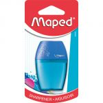 Maped® Pencil Sharpener, 1-Hole
