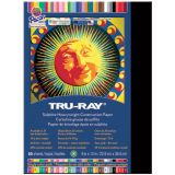 Tru-Ray® Fade-Resistant Construction Paper, 9 x 12, Black