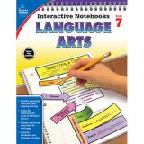 Interactive Notebooks: Language Arts, Grade 7