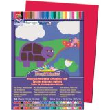 SunWorks® Construction Paper, 9 x 12, Holiday Red