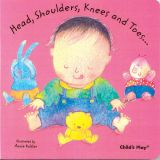 Head, Shoulders, Knees and Toes Board Book