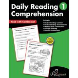 Daily Reading Comprehension, Grade 1