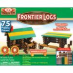 Frontier Logs™, 75-piece set