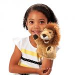 Lion Little Puppet