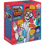 Dr. Bonyfide's Know Your Body, 5 Senses Edition! Activity Kit
