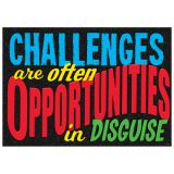 CHALLENGES are often... ARGUS® Poster