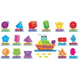 Ship Shapes & Colors Bulletin Board Set