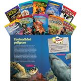 TIME For Kids® Grade 5, Set 1, 10-Book Set, Spanish