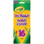 Crayola® Oil Pastels, 16 color set
