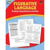 Figurative Language Reading Comprehension Activities, Red Level