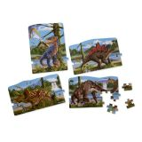 Dinosaurs Linking Floor Puzzle (96 pc)