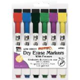 Magnetic Dry Erase Markers with Erasers