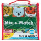K's Kids® Mix & Match Cloth Book