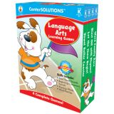 CenterSOLUTIONS™: Language Arts Learning Game, Grade K
