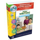 Interactive Whiteboard Lesson Plans, Master Writing Big Box