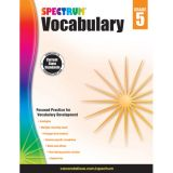 Spectrum® Vocabulary, Grade 5