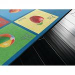 See My Alphabet PhotoFun Rug™, 7'6