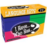 I Have...Who Has...? Language Arts, Grades 5-6