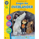 Gregor the Overlander Literature Kit™, Grades 5-6