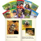 TIME For Kids® Grade 1, Set 3, 10-Book Set, English