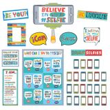 Believe in Your #Selfie Bulletin Board Set