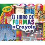 Crayola® Concepts, Set of all 6 books (Spanish)