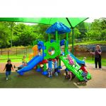 Discovery Center 4 with Anchor Bolt Mount