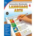 Interactive Notebooks: Language Arts, Grade 4