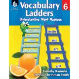 Vocabulary Ladders, Grade 6