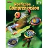 Nonfiction Comprehension, Grades 3-4