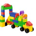 Super Blocks, 64-piece set