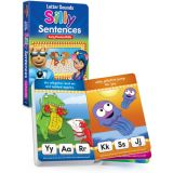 Rock 'N Learn® Letter Sounds Silly Sentences Board Book