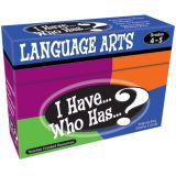 I Have... Who Has...? Language Arts Game, Grades 4–5
