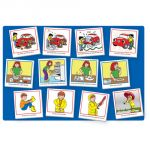 Pocket Chart Card Sets, Story Sequencing